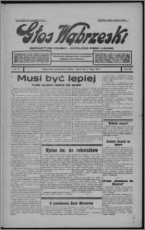 Głos Wąbrzeski : bezpartyjne polsko-katolickie pismo ludowe 1933.02.04, R. 13, nr 15