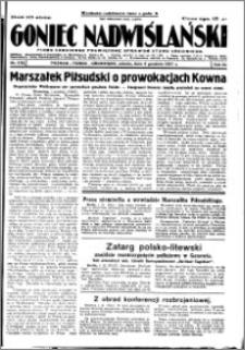 Goniec Nadwiślański 1927.12.03 R. 3 nr 278