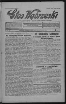 Głos Wąbrzeski : bezpartyjne polsko-katolickie pismo ludowe 1934.09.22, R. 12[!], nr 112