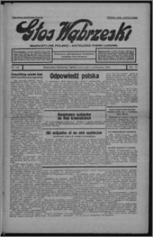Głos Wąbrzeski : bezpartyjne polsko-katolickie pismo ludowe 1934.10.02, R. 15, nr 116