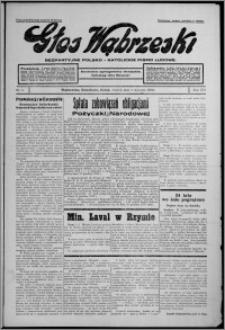 Głos Wąbrzeski : bezpartyjne polsko-katolickie pismo ludowe 1935.01.08, R. 16, nr 4