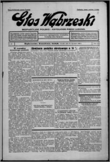 Głos Wąbrzeski : bezpartyjne polsko-katolickie pismo ludowe 1935.01.22, R. 16, nr 10