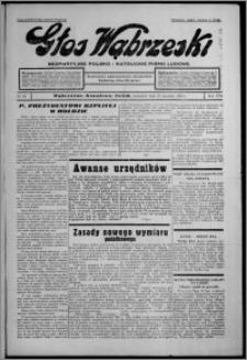 Głos Wąbrzeski : bezpartyjne polsko-katolickie pismo ludowe 1935.01.31, R. 16, nr 14