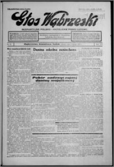 Głos Wąbrzeski : bezpartyjne polsko-katolickie pismo ludowe 1935.02.05, R. 16, nr 16