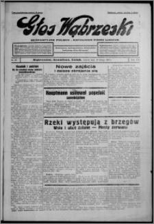 Głos Wąbrzeski : bezpartyjne polsko-katolickie pismo ludowe 1935.02.19, R. 16, nr 22