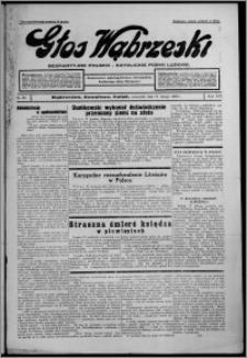 Głos Wąbrzeski : bezpartyjne polsko-katolickie pismo ludowe 1935.02.21, R. 16, nr 23