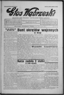 Głos Wąbrzeski : bezpartyjne polsko-katolickie pismo ludowe 1935.03.05, R. 16, nr 28
