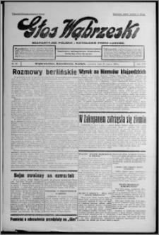 Głos Wąbrzeski : bezpartyjne polsko-katolickie pismo ludowe 1935.03.28, R. 16, nr 38