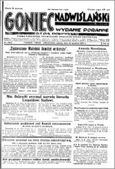 Goniec Nadwiślański 1927.12.24 R. 3 nr 295