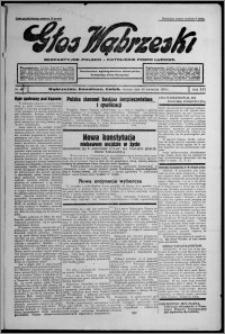 Głos Wąbrzeski : bezpartyjne polsko-katolickie pismo ludowe 1935.04.16 [i.e. 1935.04.18], R. 16, nr 46 [i.e. 47]