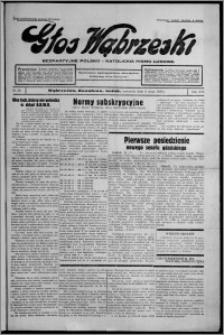 Głos Wąbrzeski : bezpartyjne polsko-katolickie pismo ludowe 1935.05.02, R. 16, nr 52
