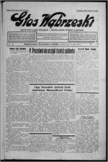 Głos Wąbrzeski : bezpartyjne polsko-katolickie pismo ludowe 1935.05.23, R. 16, nr 61