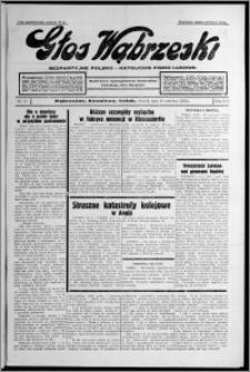 Głos Wąbrzeski : bezpartyjne polsko-katolickie pismo ludowe 1935.06.18, R. 16, nr 71