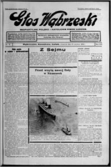 Głos Wąbrzeski : bezpartyjne polsko-katolickie pismo ludowe 1935.06.27, R. 16, nr 75