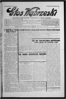 Głos Wąbrzeski : bezpartyjne polsko-katolickie pismo ludowe 1935.07.16, R. 16, nr 83