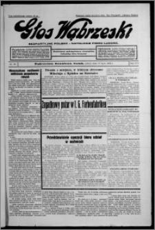 Głos Wąbrzeski : bezpartyjne polsko-katolickie pismo ludowe 1935.07.27, R. 16, nr 88