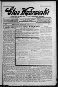 Głos Wąbrzeski : bezpartyjne polsko-katolickie pismo ludowe 1935.08.01, R. 16, nr 90