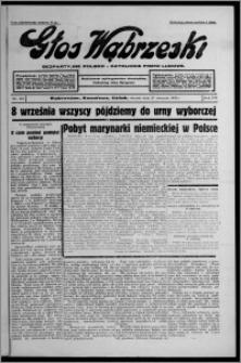 Głos Wąbrzeski : bezpartyjne polsko-katolickie pismo ludowe 1935.08.27, R. 16, nr 101