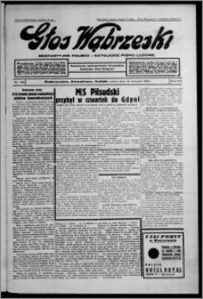 Głos Wąbrzeski : bezpartyjne polsko-katolickie pismo ludowe 1935.09.14, R. 16, nr 109