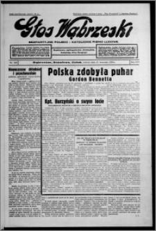 Głos Wąbrzeski : bezpartyjne polsko-katolickie pismo ludowe 1935.09.21, R. 16, nr 112