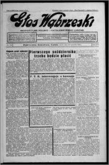 Głos Wąbrzeski : bezpartyjne polsko-katolickie pismo ludowe 1935.09.28, R. 16, nr 115