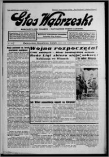 Głos Wąbrzeski : bezpartyjne polsko-katolickie pismo ludowe 1935.10.05, R. 16, nr 118