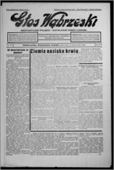 Głos Wąbrzeski : bezpartyjne polsko-katolickie pismo ludowe 1935.10.12, R. 16, nr 121