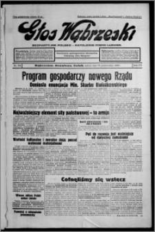 Głos Wąbrzeski : bezpartyjne polsko-katolickie pismo ludowe 1935.10.19, R. 16, nr 124