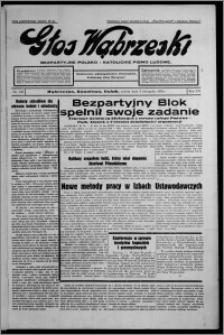 Głos Wąbrzeski : bezpartyjne polsko-katolickie pismo ludowe 1935.11.02, R. 16, nr 130