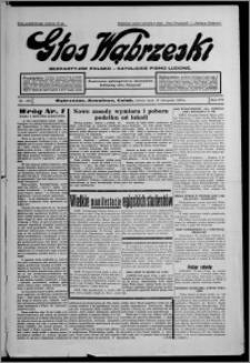Głos Wąbrzeski : bezpartyjne polsko-katolickie pismo ludowe 1935.11.16, R. 16, nr 136
