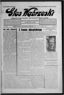 Głos Wąbrzeski : bezpartyjne polsko-katolickie pismo ludowe 1935.11.23, R. 16, nr 139