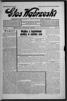 Głos Wąbrzeski : bezpartyjne polsko-katolickie pismo ludowe 1935.12.05, R. 16, nr 144