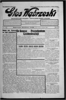 Głos Wąbrzeski : bezpartyjne polsko-katolickie pismo ludowe 1935.12.21, R. 16, nr 151