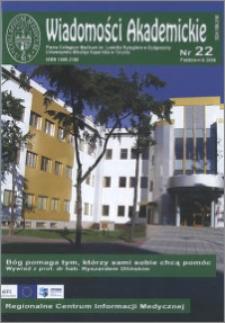 Wiadomości Akademickie 2006 nr 22
