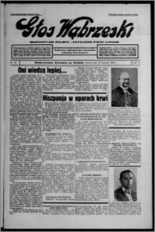 Głos Wąbrzeski : bezpartyjne polsko-katolickie pismo ludowe 1936.08.25, R. 17, nr 98