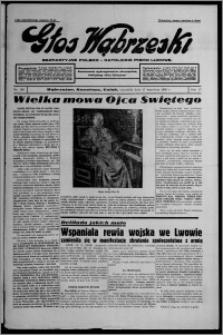 Głos Wąbrzeski : bezpartyjne polsko-katolickie pismo ludowe 1936.09.17, R. 17, nr 108