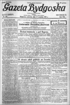 Gazeta Bydgoska 1929.09.19 R.8 nr 216