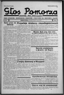 """Głos Pomorza : dawniej """"Głos Wąbrzeski"""" : pismo społeczne, gospodarcze, oświatowe i polityczne dla wszystkich stanów 1937.05.20, R. 19[!], nr 56"""