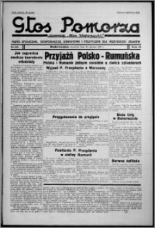 """Głos Pomorza : dawniej """"Głos Wąbrzeski"""" : pismo społeczne, gospodarcze, oświatowe i polityczne dla wszystkich stanów 1937.06.10, R. 19[!], nr 65"""