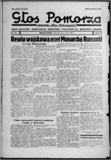 """Głos Pomorza : dawniej """"Głos Wąbrzeski"""" : pismo społeczne, gospodarcze, oświatowe i polityczne dla wszystkich stanów 1937.07.01, R. 19[!], nr 74"""