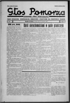 """Głos Pomorza : dawniej """"Głos Wąbrzeski"""" : pismo społeczne, gospodarcze, oświatowe i polityczne dla wszystkich stanów 1937.08.17, R. 19[!], nr 94"""