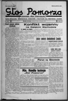 """Głos Pomorza : dawniej """"Głos Wąbrzeski"""" : pismo społeczne, gospodarcze, oświatowe i polityczne dla wszystkich stanów 1937.08.19, R. 19[!], nr 95"""