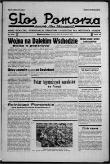 """Głos Pomorza : dawniej """"Głos Wąbrzeski"""" : pismo społeczne, gospodarcze, oświatowe i polityczne dla wszystkich stanów 1937.08.31, R. 19[!], nr 100 + Kolonia letnia w Wąbrzeźnie"""