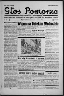 """Głos Pomorza : dawniej """"Głos Wąbrzeski"""" : pismo społeczne, gospodarcze, oświatowe i polityczne dla wszystkich stanów 1937.09.02, R. 19[!], nr 101"""