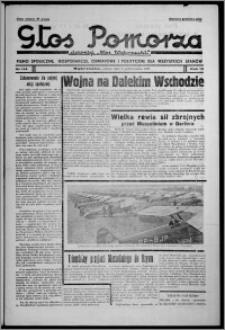 """Głos Pomorza : dawniej """"Głos Wąbrzeski"""" : pismo społeczne, gospodarcze, oświatowe i polityczne dla wszystkich stanów 1937.10.02, R. 19[!], nr 114 + Niedziela nr 39"""