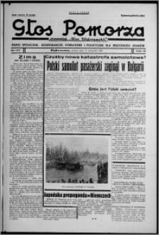 """Głos Pomorza : dawniej """"Głos Wąbrzeski"""" : pismo społeczne, gospodarcze, oświatowe i polityczne dla wszystkich stanów 1937.11.27, R. 19[!], nr 137 + Niedziela nr 47"""