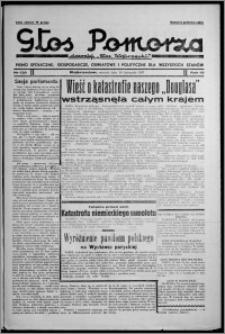 """Głos Pomorza : dawniej """"Głos Wąbrzeski"""" : pismo społeczne, gospodarcze, oświatowe i polityczne dla wszystkich stanów 1937.11.30, R. 19[!], nr 138"""