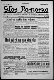 """Głos Pomorza : dawniej """"Głos Wąbrzeski"""" : pismo społeczne, gospodarcze, oświatowe i polityczne dla wszystkich stanów 1937.12.18, R. 19[!], nr 146 + Niedziela nr 50"""