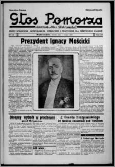 """Głos Pomorza : dawniej """"Głos Wąbrzeski"""" : pismo społeczne, gospodarcze, oświatowe i polityczne dla wszystkich stanów 1938.02.01, R. 20, nr 13"""