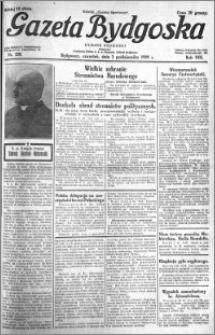 Gazeta Bydgoska 1929.10.03 R.8 nr 228